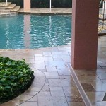 Pool Deck Paver Sealing