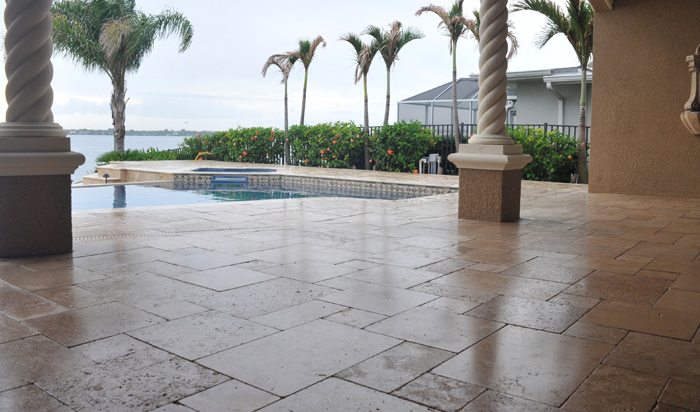 Featured Pool Paver Projects By Pro Pressure Clean And Seal
