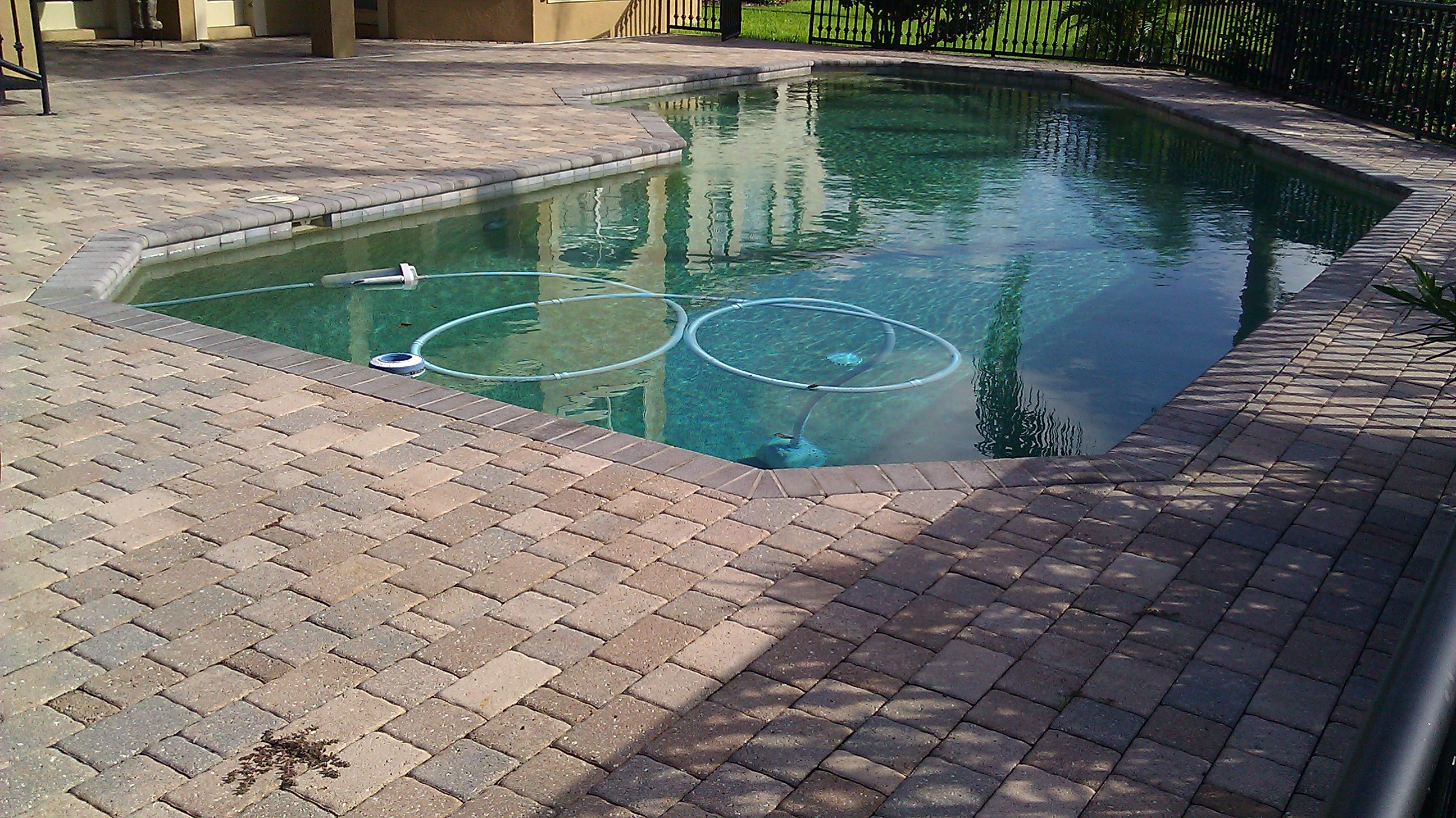 Travertine Pool Deck Sealer Paver Pool Deck Sealing  Brick Pavertravertine Sealing And