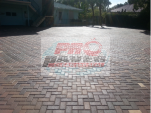 Gulfport paver sealing