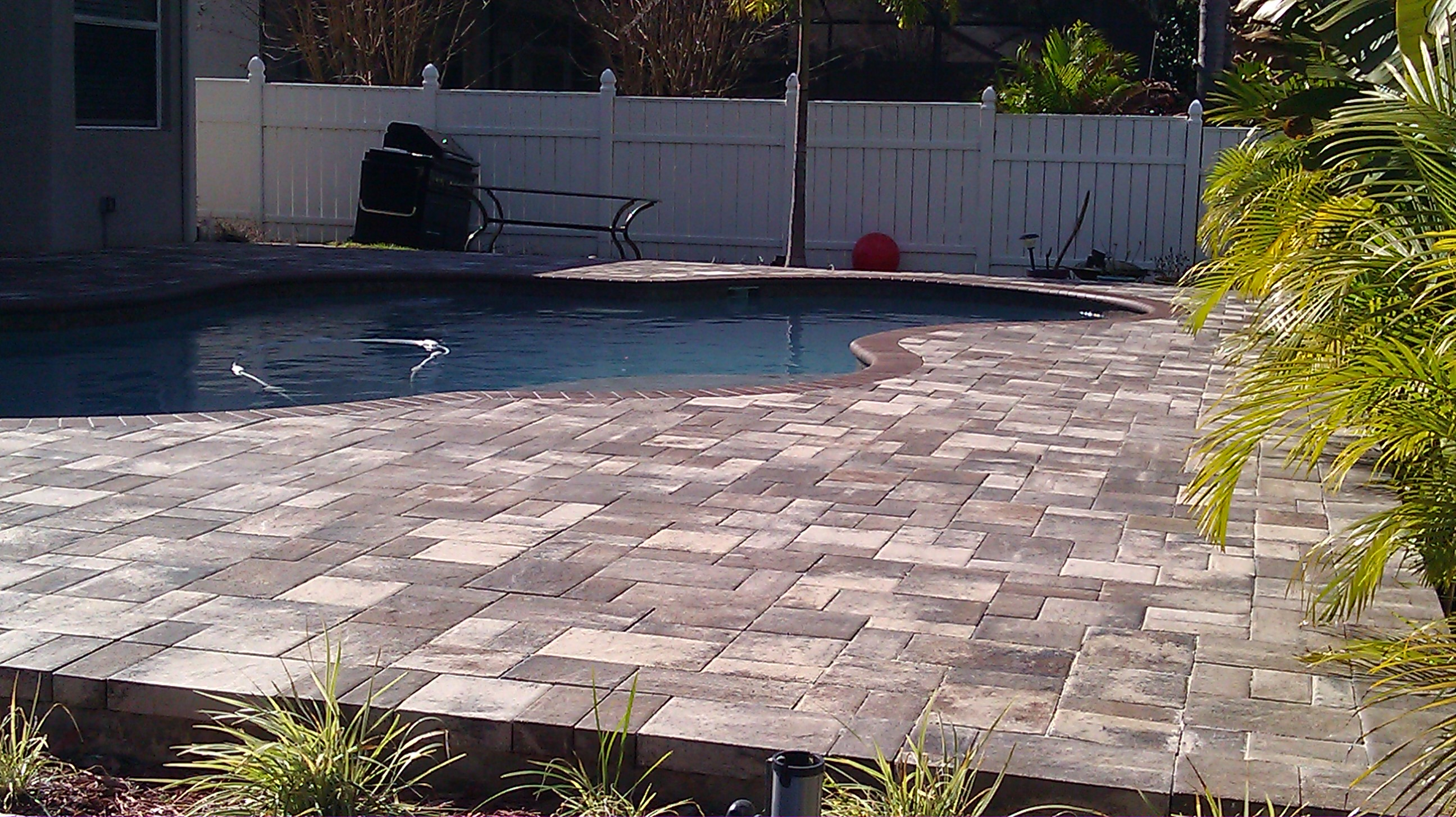 Paver sealing on good pavers and bad ones – paver sealing and